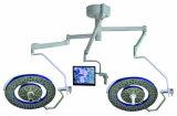 二重ドームリモート・コントロールLEDのShadowless外科ランプ