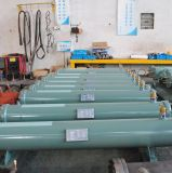 ISO9001 Certification Customized Shell y Tube 200kw Condenser