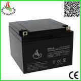 bateria acidificada ao chumbo selada recarregável de 12V 24ah para o sistema de energia solar