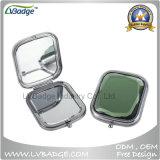 Promoção Gift Folding Custom Printed Metal Compact Mirror