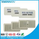 Tag da coleção da etiqueta do selo do licor de RFID