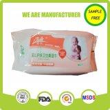 Миниая ткань младенца упаковки 80PCS с испытанием SGS
