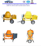 熱い販売の構築機械装置の動産600リットルのコンクリートミキサー車