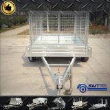 Acoplado promocional de la jaula de la granja para el transporte