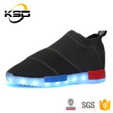 2016 de Gelegen Unisex- Lichtgevende LEIDENE Tennisschoenen van Schoenen met 7 LEIDENE Kleuren
