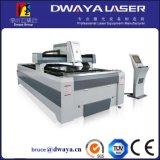 Máquina de corte do laser da fibra da alta qualidade 500W para 3mm Ss