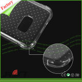 Caja a prueba de choques transparente del amortiguador de aire TPU para la galaxia S7 de Samsung