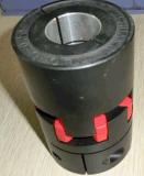 Alumínio do aço inoxidável da elevada precisão, acoplamento de giro do acoplador do metal do CNC