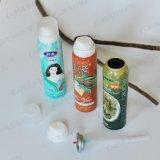 El aerosol de aluminio de empaquetado del cuidado de pelo del cosmético puede con el rociador (PPC-AAC-001)