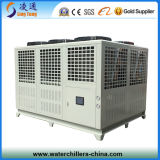 50ton High Efficient Bitzer Compressor Air Cooled Screw Water Chiller