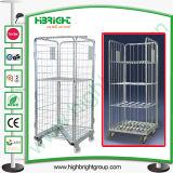 Cage de roulis d'emboîtement de 4 portes avec la base de Z