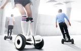 Smartek Bluetooth 9のBotsの小型2車輪の電気スクーターのPatinete Electrico第9のスマートなはずみ車のHoverboard車のマグネシウムLED NinebotのスクーターS-018