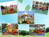 2015 het nieuwste Stuk speelgoed van de Spelen van het Kind van de Apparatuur van de Speelplaats van Jonge geitjes Grote yl-T063 Grappige