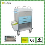 Hôpital Furniture pour Medical Treatment Trolley (HK805A)