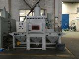 Transmissão automatizada Sandblasting o equipamento, máquina de sopro automática
