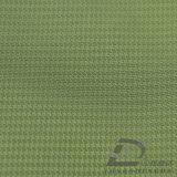 agua de 50d 290t y de la ropa de deportes tela tejida chaqueta al aire libre Viento-Resistente 100% del filamento del poliester del telar jacquar de la tela escocesa abajo (53172)