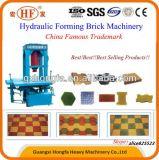 Macchina per fabbricare i mattoni di formazione idraulica del macchinario edile del blocco