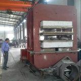 500-1000ton de automatische Rubber Vulcaniserende Pers van de Plaat voor RubberProduct