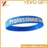 Wristband del silicone di Debossed per il regalo promozionale (YB-LY-WR-03)