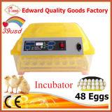 Миниый инкубатор для инкубатора яичка утки энергосберегающего