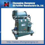 Planta Zy de la filtración del petróleo del transformador del Solo-Etapa-Vacío