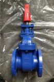 BS 5163 Cast Iron Metal Seal Gate Valve mit Cer