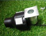 Acero inoxidable 3W LED Cubierta Paso luces 220V (JP82012-H)