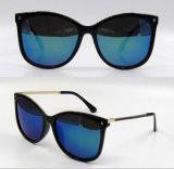 Gafas de sol plásticas de la manera del diseñador a estrenar para las mujeres/señora (DP1216YZ)