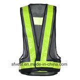 Тельняшка сетки безопасности высокой видимости отражательная с отражательным Stape
