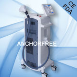 13 ans de beauté de machine d'usine d'épilation professionnelle de laser pour la peau asiatique Amérique approuvée par le FDA