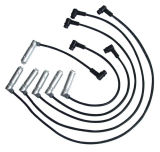 Cable de ignición, alambre del enchufe de chispa para Lada