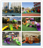 Lala Forest Series Children Playground Funny Toy Plastic e Galvanized Pipe