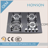 con Good Price Industrial Commercial Restaurant Equipment Gas Hob