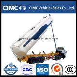 Cimc 3 차축 45cbm 대량 시멘트 탱크
