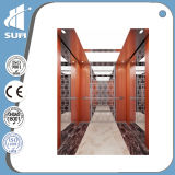 En 81 Standard Speed 0.4m/S Luxury Decoration Villa Elevator