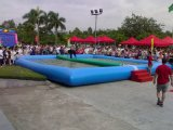 2015 Sale caldo Commercial Inflatable Pools, Inflatable Baby Pool, Inflatable Pool per Outdoor & Indoor Used
