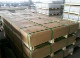 Plaque en aluminium d'aluminium de l'alliage 3003 de manganèse, l'approvisionnement peu coûteux de la Chine de la plaque en aluminium antirouille