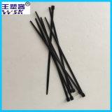 Cinta plástica por atacado do nylon da alta qualidade PA66 do OEM da manufatura da cinta plástica de Guangzhou