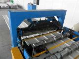 機械装置を形作る骨董品によって艶をかけられる台形屋根ロール