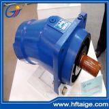 Moteur hydraulique pour des machines de grue de paquet