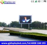 Écran polychrome extérieur du signe HD d'Afficheur LED de SMD P6