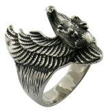Trendy Ring van de Adelaar van de Manier van het Roestvrij staal