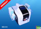 12のパッドによって脂肪質の非常に熱い機械のための72のランプを細くする650のI Lipoのダイオードレーザー