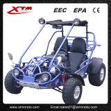 9HP o assento adulto do pedal dois vai Kart com sistema de freio