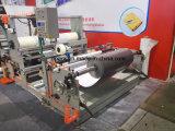 Hochgeschwindigkeitspolyeilbote-Beutel, die Maschine mit heißem Schmelzkleber herstellen