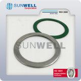 316 (L) inner oder äußere Ring-gewundene Wunddichtung-Ringe