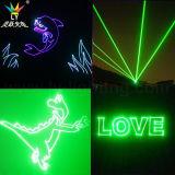 luz laser del club profesional de la etapa de 1W-3W RGB