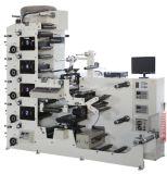Stampatrice di Flexo di 4 colori/stampatrice Flexo del contrassegno/stampatrice italiana di Flexo/stampatrice Flexo di colore/stampa di Flexo colore di alta velocità 6