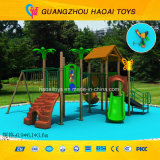 Design popolare Highquality Small Outdoor Playground per Children (HAT-017)