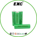 Nachladbare 18650 Batterie 3500 Milliamperestunde 10A für Medion